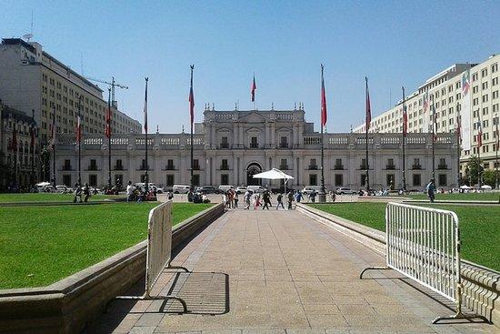 Recorrido por la ciudad de Santiago y...