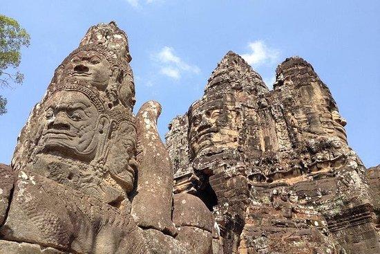 5 Tage Urlaub Siem Reap & Phnom Penh: 5 Days Vacation Siem Reap & Phnom Penh