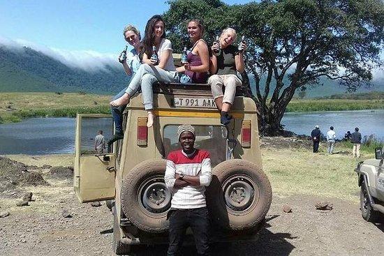 3 Days 2 Nights Ngorongoro, Manyara...