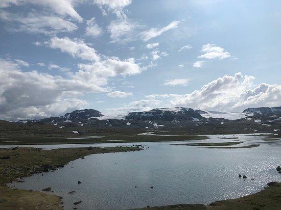 Nesbyen Kommune, Norge: Bergensbanen - Glacier country