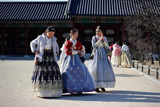 Historiska Seoul: utforska Bukchon ...