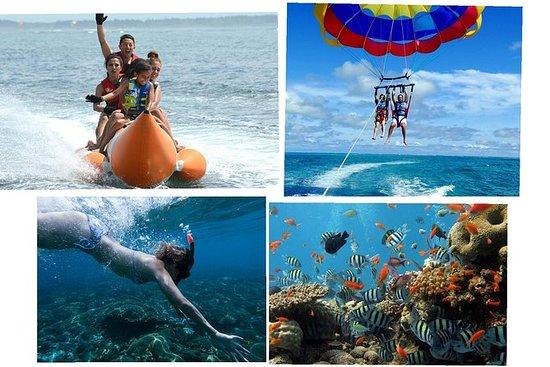 Excursión a las playas exóticas de Bali...
