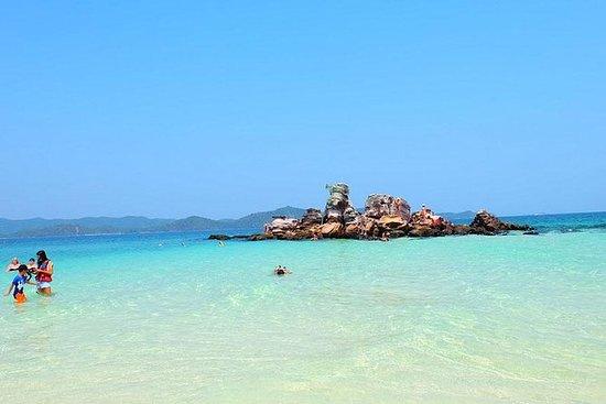 Phi Phi Islands and Khai Islands...
