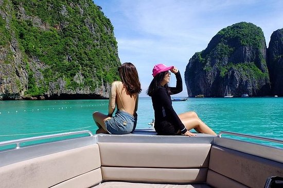 Phi Phi Islands One Day Tour by...