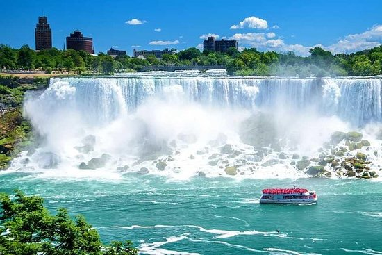 Tour del Niagara per piccoli gruppi con