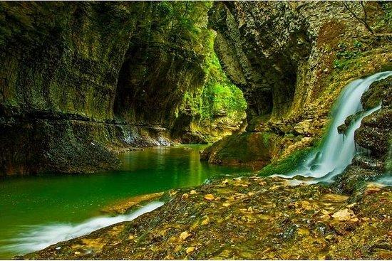 Martvili og Okates canyon tour fra...