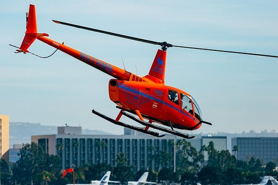 The 10 Best Orange County Helicopter Tours