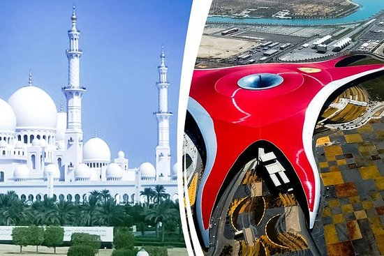 Abu Dhabi-stadstour met Ferrari World