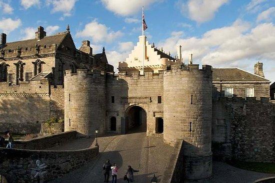Stirling Castle The Trossachs & Loch...