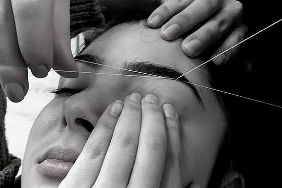 Augenbrauen-Design - Threading