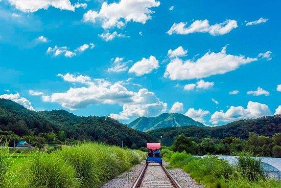Ilha Nami, Gangchon Rail Bike, Petite...