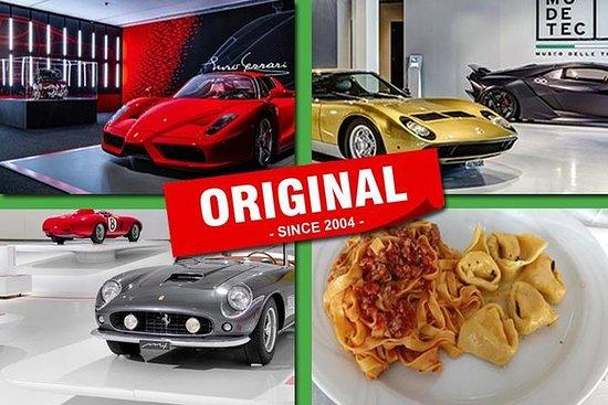 蘭博基尼法拉利|工廠和博物館之旅|意大利汽車廠汽車之旅