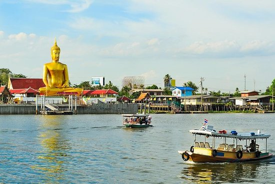 Excursión a la isla de Bangkok con...