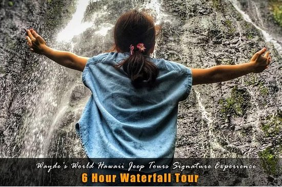 6 UUR WATERVAL JEEP TOUR