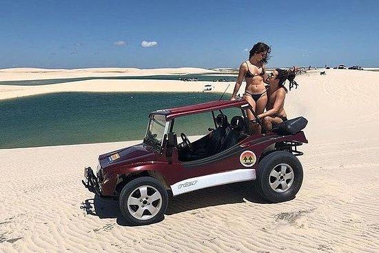 Lagoa do Paraíso y Barrinha Tour para hasta 4 personas en Buggy por...