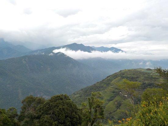 台灣金峰: 金針山一景