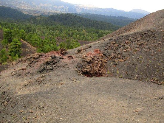 Bordo del cratere
