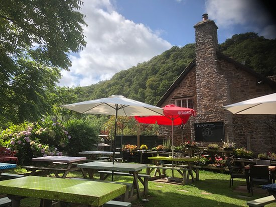 Horner Tea Gardens - such a beautiful location