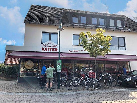 Schwarmstedt, Almanya: Vatter