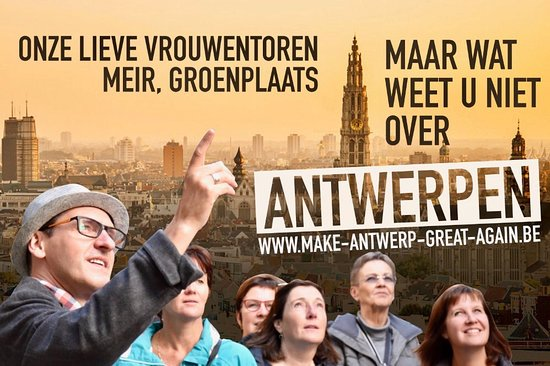 Make Antwerp Great Again