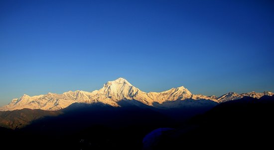 Dhaulagiri Zone, Nepal: Himalayan peaks of Nepal. The picture is mount Dhaulaciri (original in local), the great white mountain, is the 6th highest mountain of the world in Nepal...great adventure place!
