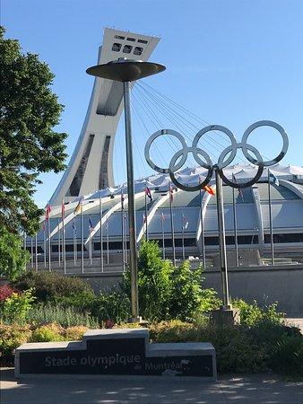 Olympic Park (Parc olympique) Resmi