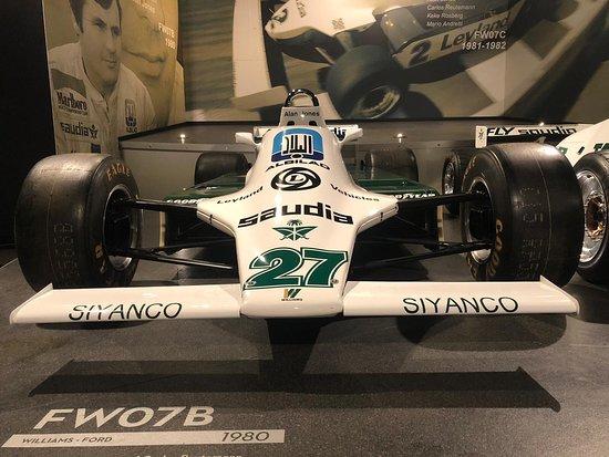 Williams F1 Conference Centre