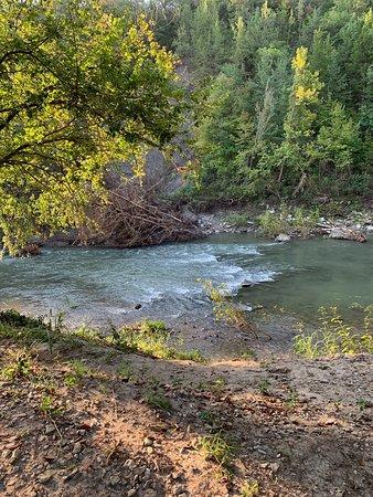 A pretty spot at Mill Creek