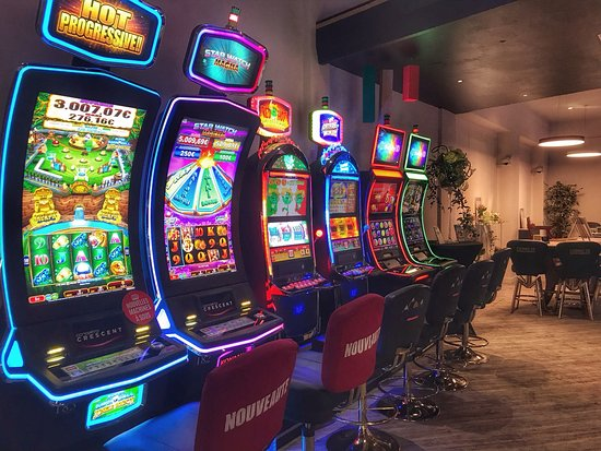 Casino Tranchant Saint-Gervais