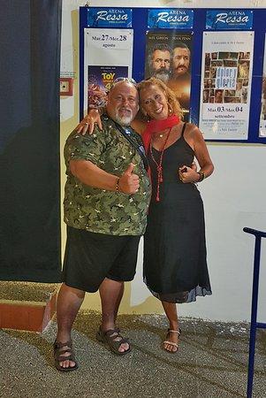 Statte, Italia: io e Gery 2019, un Cult !!