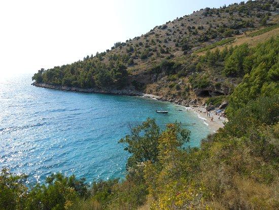 Murvica, Croatie: Plaża w Murvicy