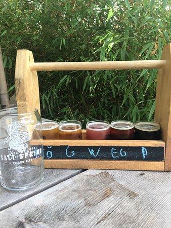 Salt Spring Island Ales Foto