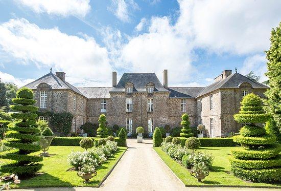 Les Jardins du Château de la de la Ballue