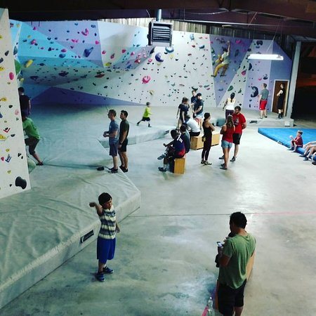 Clovis Rock Gym