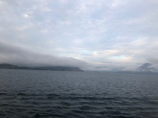 Rødøy, Norge: Islands hiding in the fog - Rodoy