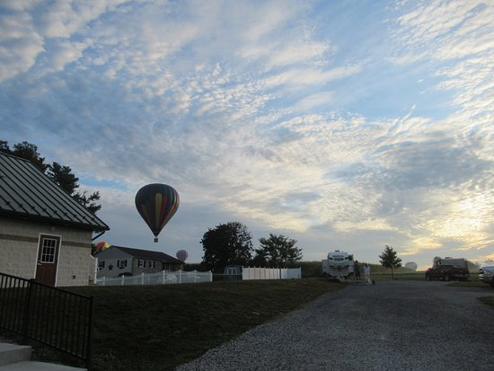 Gordonville, Pensylwania: campground