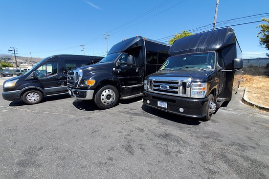 SF Limo & Bus Charter