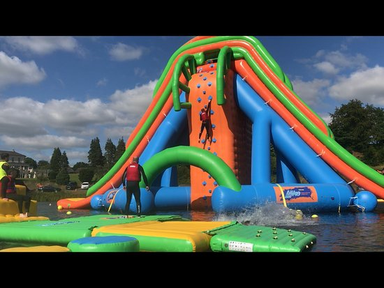 Kilrea, UK: The Best Water Park In Northern Ireland