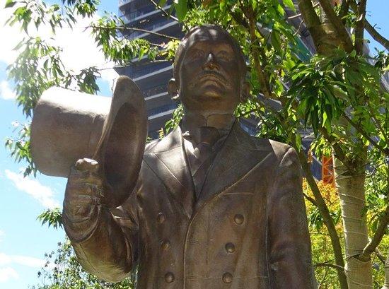 Statue of Kano Jigoro