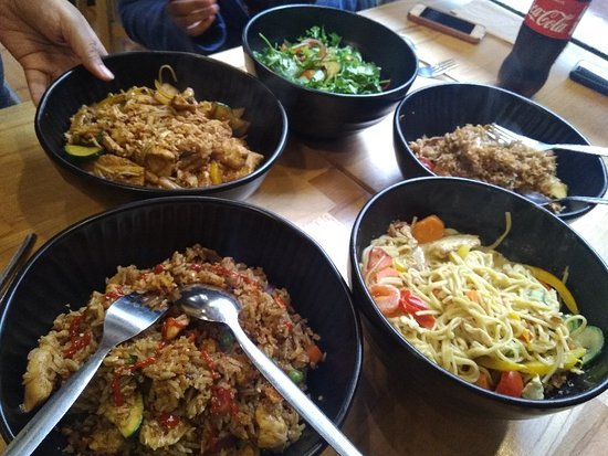 Wok In Wroclaw Menu Prices Restaurant Reviews Order Online Food Delivery Tripadvisor