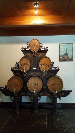 Allingawier, Nederland: Drankorgel