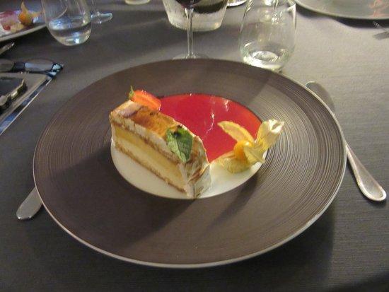 Saint-Ybard, Frankrike: L'omelette norvégienne maison