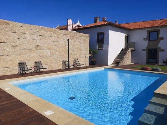 Felgar, Portugal: Pool area 2