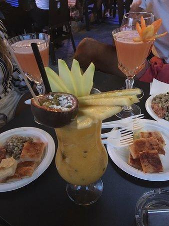 Cocktail spettacolare