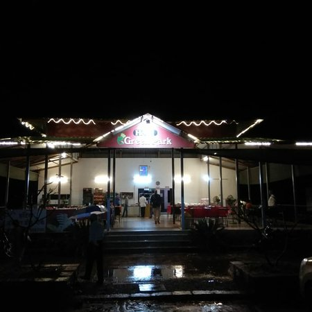 Hotel is located between Rajapur and Kharepatan on Mumbai Goa Highway. They serve really variety of food.  food quantity and quality is really good.