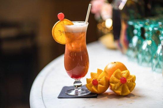 Chakra Signature Cocktails