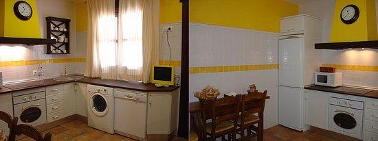 El Robledo, España: Cocina