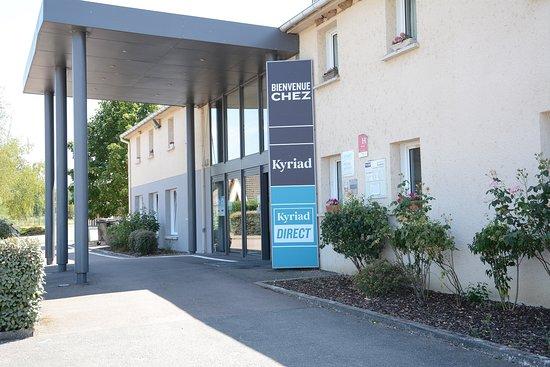 DSC– Aufnahme von Kyriad Auxerre - Appoigny - Tripadvisor