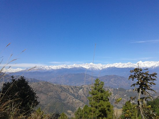 Nagarkot is hill station and takes one and half hour from kathmandu and very nice natural views. It is possible by drive and also can hike day trip. Thanks
