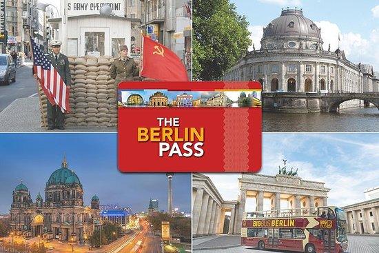 Berlin Pass que inclui entrada para...